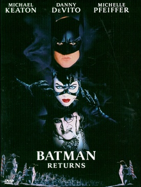 Batman Returns - Video CD cover