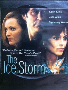 The Ice Storm - Video CD cover