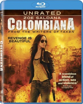 Colombiana - Digital Copy cover