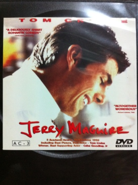 Jerry Maguire - Video CD cover