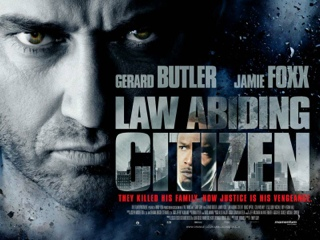 Law Abiding Citizen - DVD cover