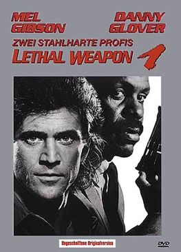 Lethal Weapon - DVD cover