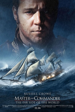 Master and Commander: The Far Side of the World - Video CD cover
