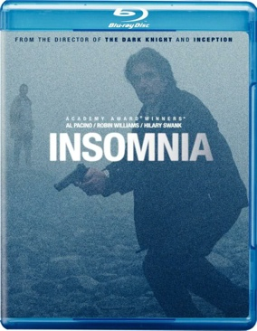 Insomnia - Blu-ray cover