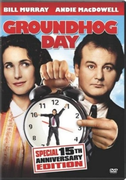 Groundhog Day - Video CD cover