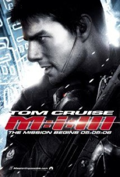 Mission: Impossible III - Video CD cover