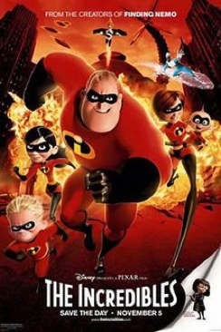 The Incredibles - Digital Copy cover