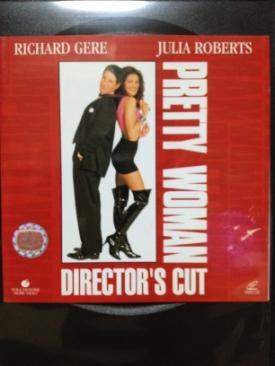 Pretty Woman - Video CD cover