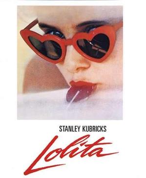 Lolita - Blu-ray cover