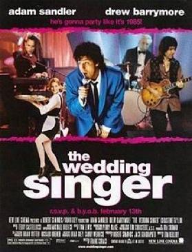 The Wedding Singer - Video CD cover