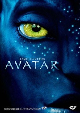 Avatar - Video CD cover