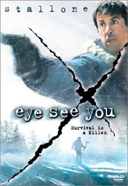 Eye See You - HD DVD cover