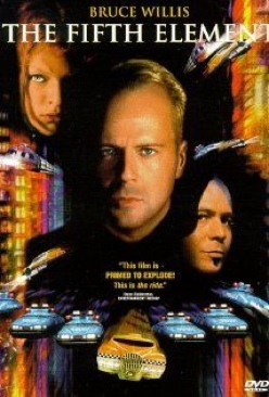 The Fifth Element - DVD cover