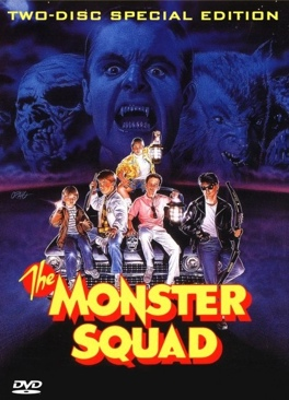 The Monster Squad - Digital Copy cover