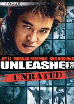 Unleashed - DVD-R cover
