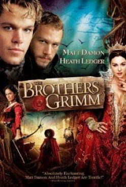 The Brothers Grimm - Digital Copy cover