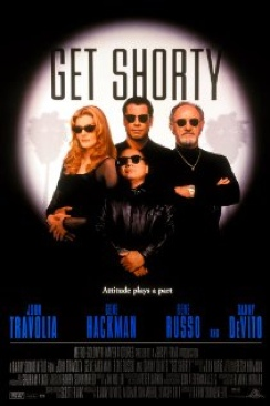 Get Shorty - DVHS cover