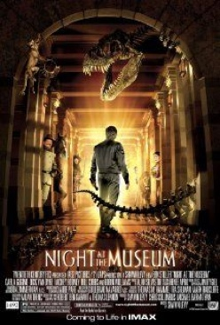Night at the Museum - Video CD cover