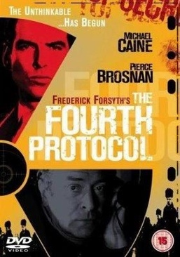 The Fourth Protocol - DVD cover