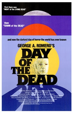 Day of the Dead - DVD-R cover