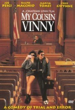 My Cousin Vinny - Laser Disc cover