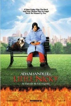 Little Nicky - Video CD cover