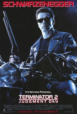 Terminator 2: Judgment Day - DVD cover