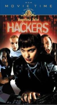 Hackers - DVHS cover