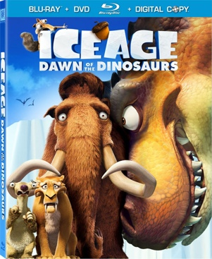 Ice Age: Dawn of the Dinosaurs - Digital Copy cover