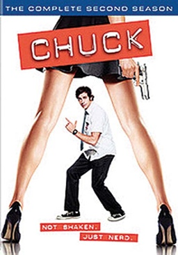 Chuck - Video CD cover