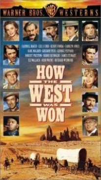 How the West Was Won - Digital Copy cover