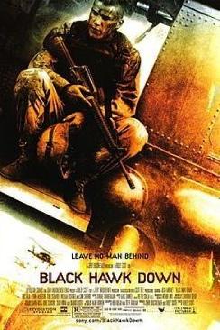 Black Hawk Down - Video CD cover