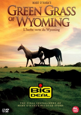 Green Grass Of Wyoming - DVD cover