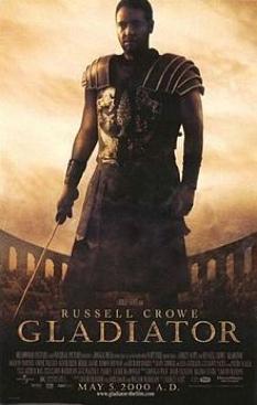 Gladiator - Blu-ray cover