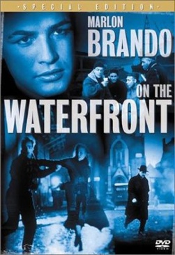 On the Waterfront - DVD-R cover
