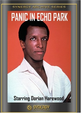 Panic In Echo Park - DVD cover