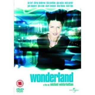 Wonderland - DVD cover