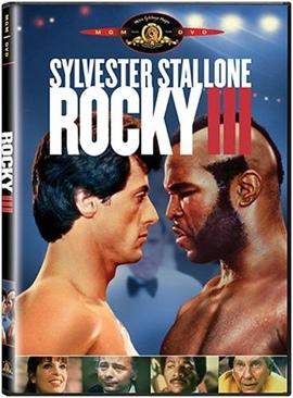 Rocky III - Video CD cover