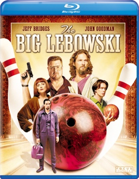The Big Lebowski - Blu-ray cover