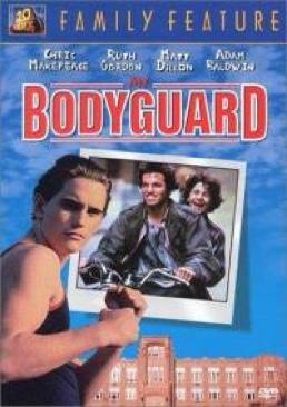 My Bodyguard - DVD-R cover