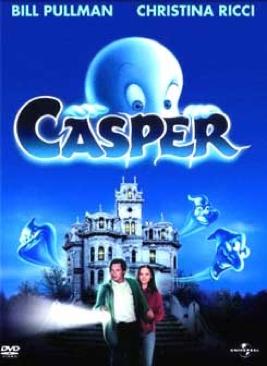 Casper - DVD cover