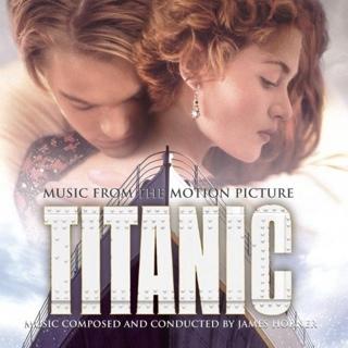 Titanic - DVD cover
