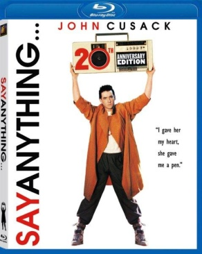 Say Anything... - Blu-ray cover