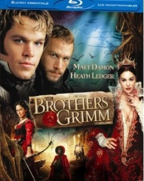 The Brothers Grimm - Laser Disc cover
