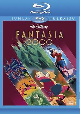 Fantasia 2000 - Blu-ray cover