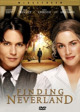 Finding Neverland - CED cover