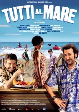 Tutti Al Mare - DVD cover