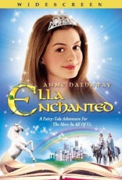 Ella Enchanted - DVD cover
