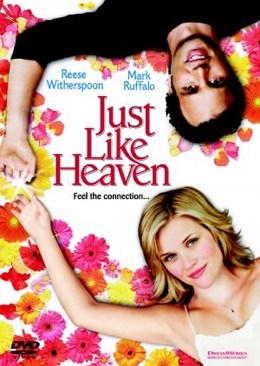 Just Like Heaven - DVD cover