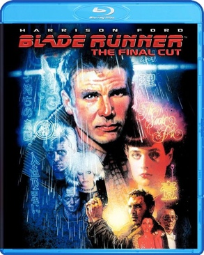 Blade Runner - DVD cover
